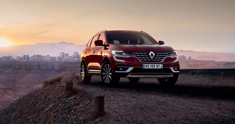 Renault Koleos 2020 ra mắt, nâng cấp toàn diện