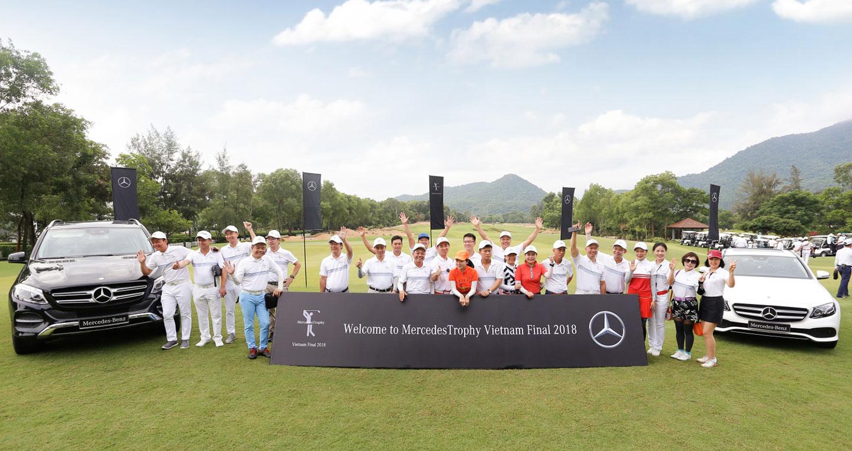 Cơ hội trúng 7 xe sang tại chung kết MercedesTrophy Việt Nam 2019
