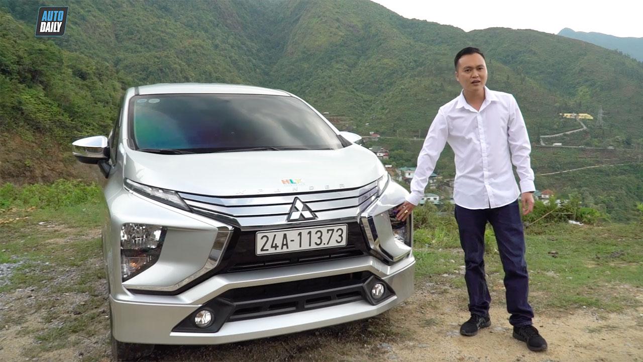 Người dùng THẬT đánh giá Mitsubishi Xpander khi thường xuyên chạy đường đèo núi
