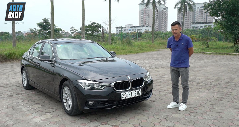Lái thử và Đánh giá BMW 320i: Quá ấn tượng về cảm giác lái