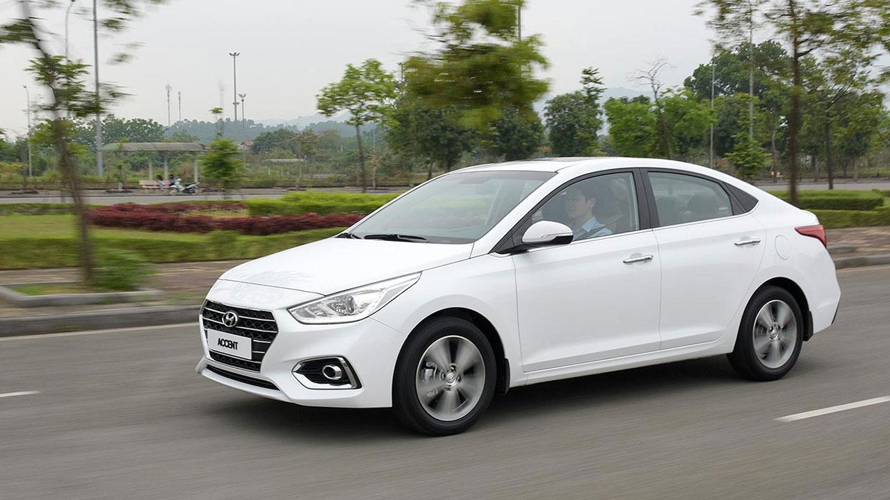 Doanh số xe Hyundai tháng 5/2019: Accent trở lại ngôi đầu bảng