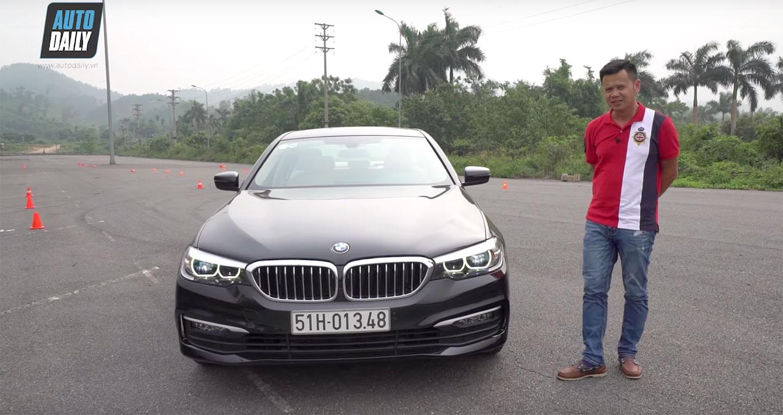 Video: Đánh giá chi tiết BMW 520i 2019