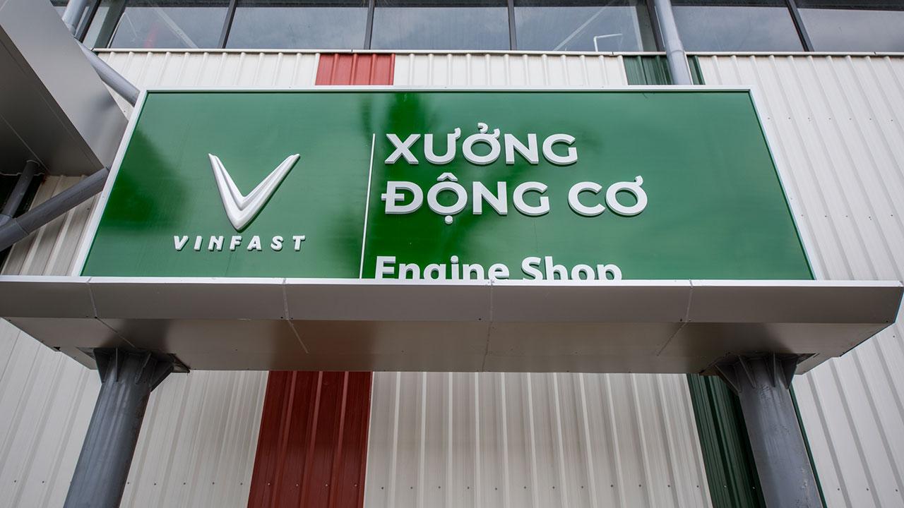 Nhà máy 4.0 VinFast chính thức khánh thành: KỲ TÍCH VIỆT NAM