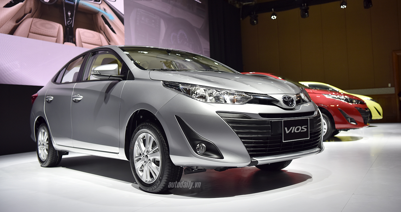 Doanh số xe Toyota Việt Nam tăng 33% trong tháng 5/2019