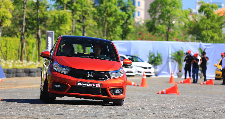 Đánh giá Honda Brio RS bản cao nhất: THỰC SỰ THÚ VỊ?