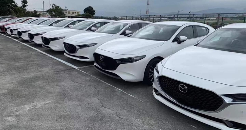 Sau CX-8, người tiêu dùng Việt đang chờ đợi Mazda3 2019