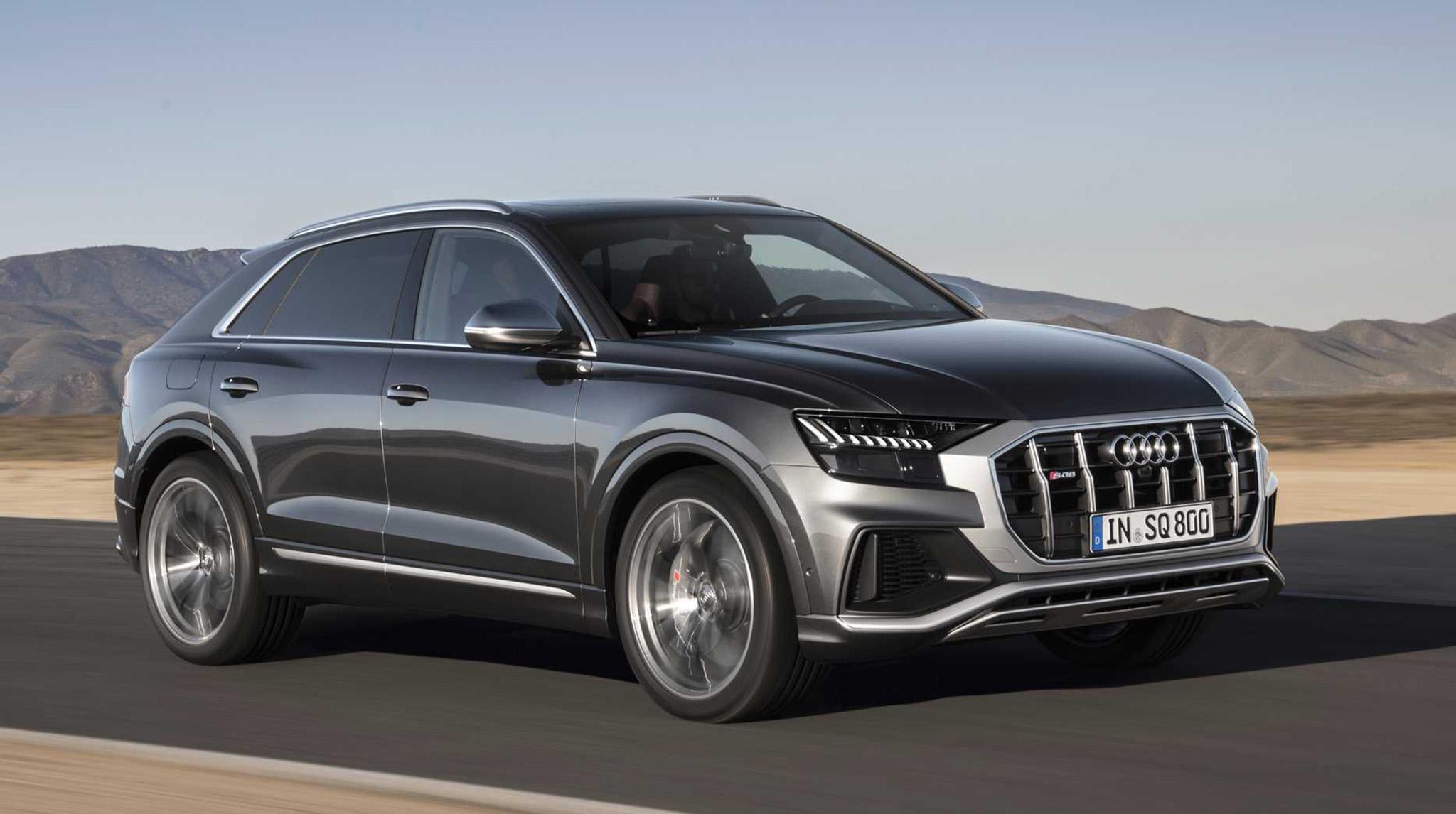 Audi SQ8 ra mắt: SUV thể thao cho tín đồ đam mê xe hiệu suất cao