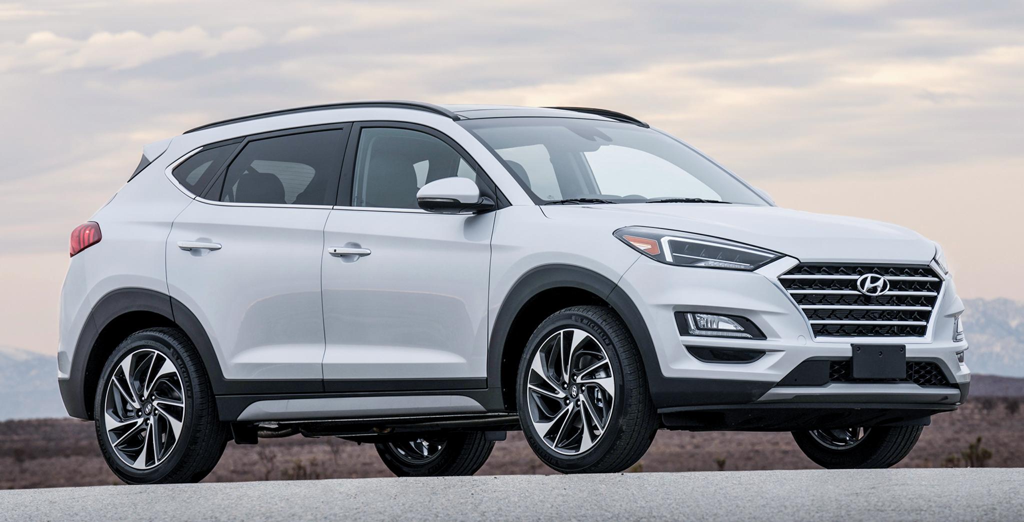 Hyundai Tucson 2019 đạt danh hiệu an toàn Top Safety Pick+