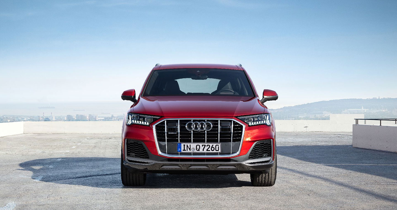 Audi Q7 2020 nâng cấp toàn diện cả ngoại thất lẫn công nghệ