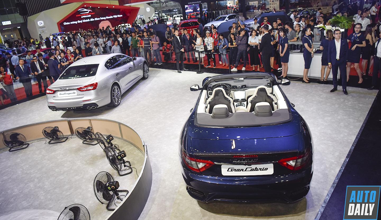 Vietnam Motor Show 2019 tiếp tục vắng nhiều tên tuổi lớn