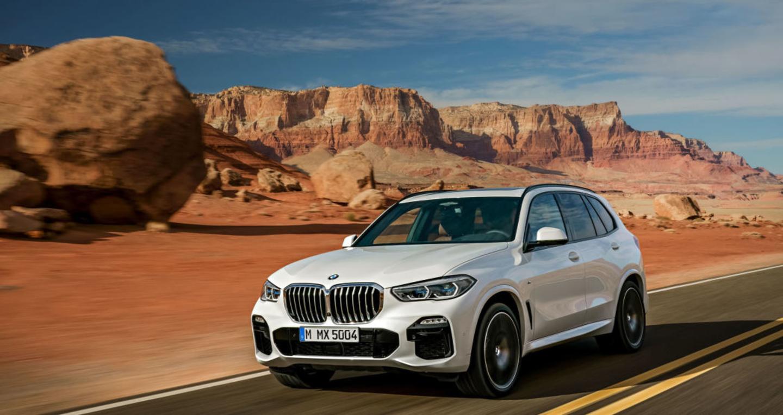 BMW X5 – Đối thủ đáng gờm trong phân khúc SUV hạng sang
