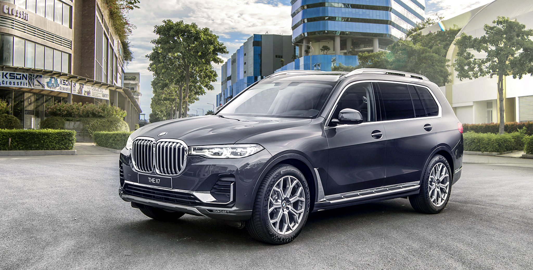 BMW X7 2019 giá từ 7,5 tỷ ra mắt, quyết đấu Lexus LX570 tại Việt Nam