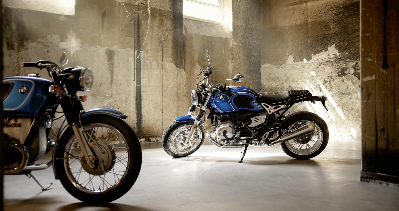 BMW Motorrad R nineT /5 bản đặc biệt kỷ niệm 50 năm đậm chất cổ điển