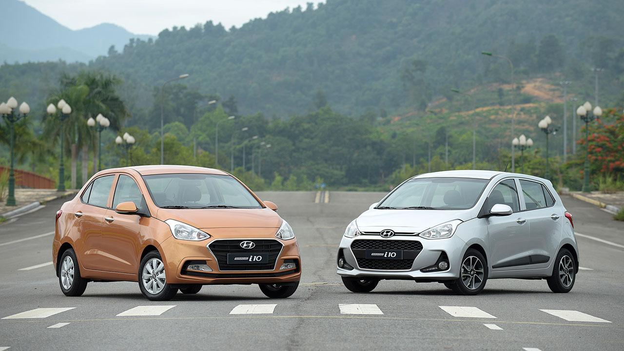 Doanh số xe Hyundai tháng 6/2019: Grand i10 chiếm ngôi đầu bảng với hơn 1.600 xe
