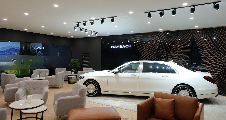 Khai màn triển lãm Mercedes-Benz Fascination 2019