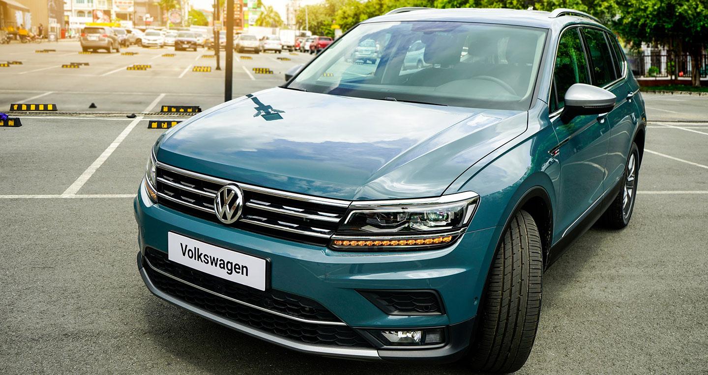 Volkswagen khuyến mãi 20 triệu đồng cho tất cả các mẫu xe