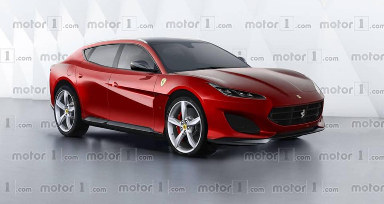 Siêu SUV của Ferrari sẽ mạnh hơn Lamborghini Urus