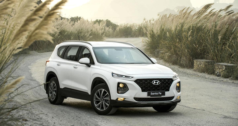 Phân khúc SUV 7 chỗ tháng 6/2019: Hyundai SantaFe bán ngang Fortuner
