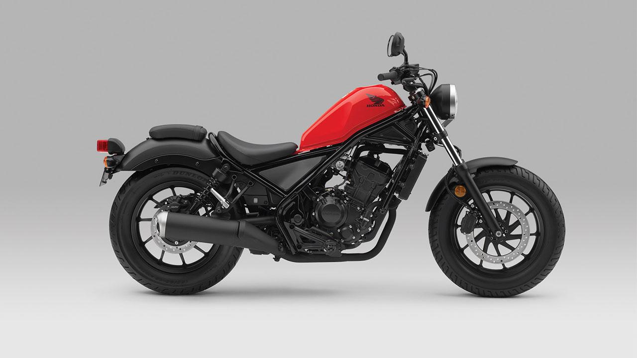 Honda Rebel 300 2019 ra mắt thị trường Việt, giá 125 triệu đồng