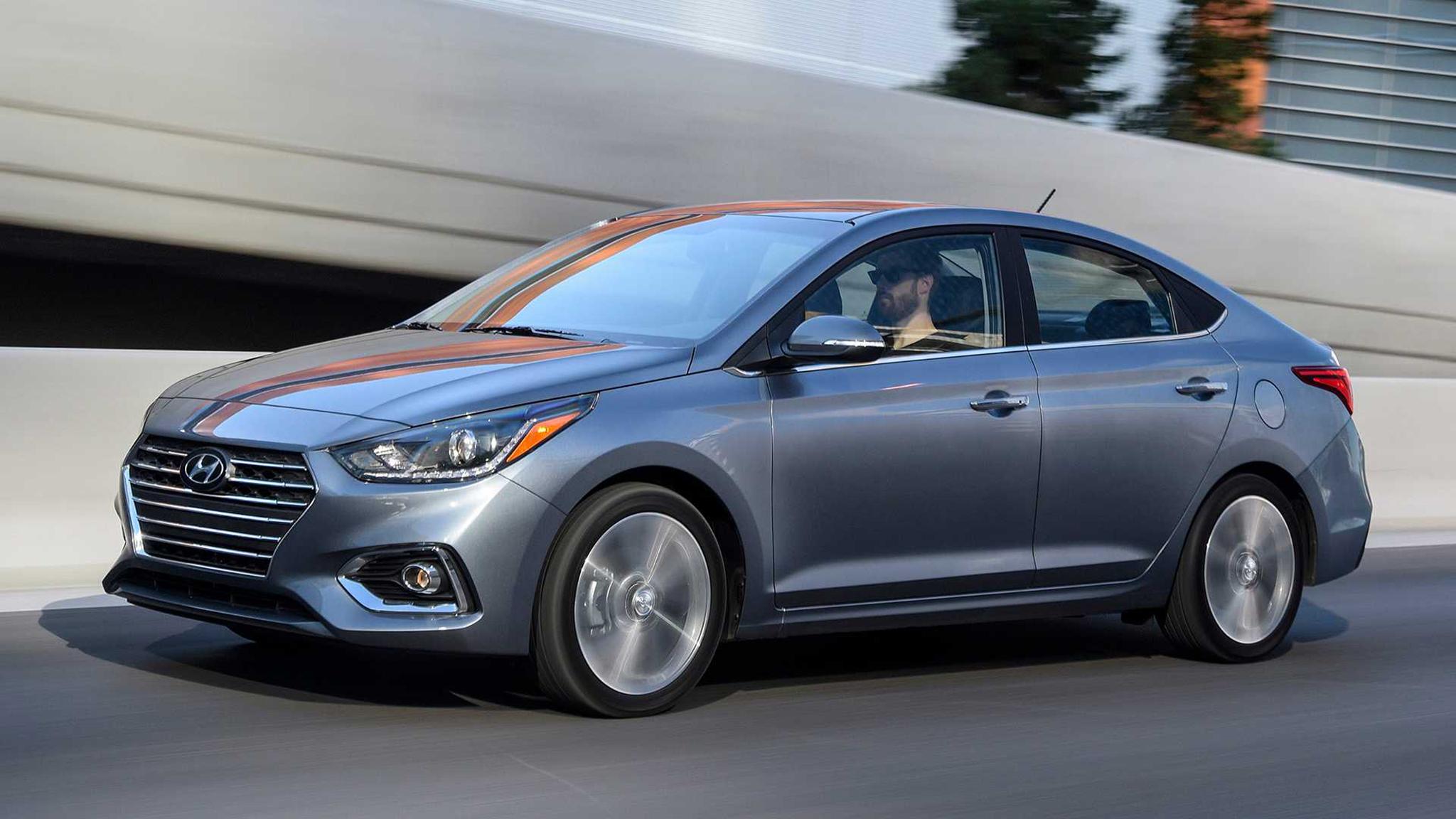 Hyundai Accent 2020 được trang bị động cơ mới, giá từ 16.125 USD