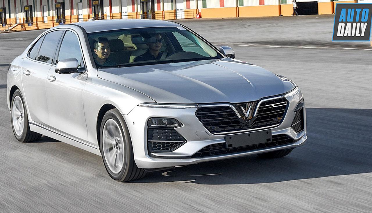 Đánh giá xe sedan VinFast Lux A2.0 giá 990 triệu: Đẹp, chạy siêu oách, cách âm cực tốt