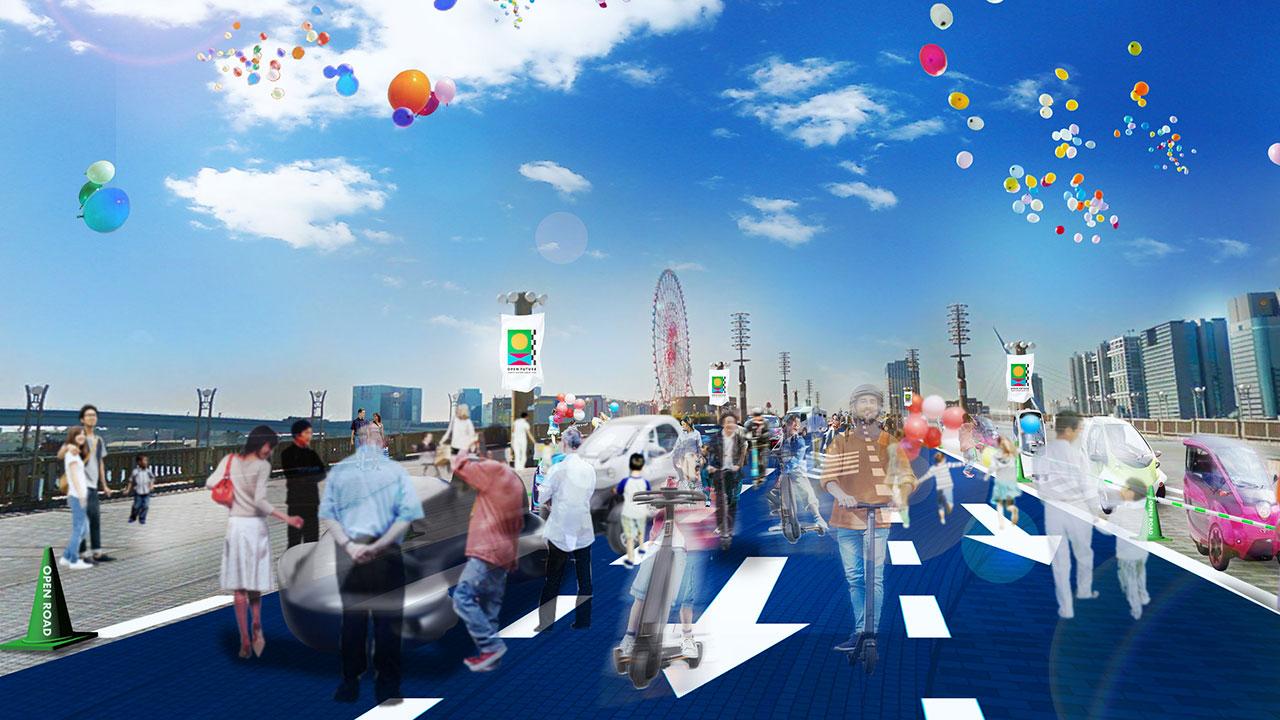 Triển lãm Ô tô Tokyo 2019: Mở lối tương lai