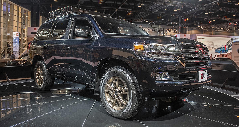 Toyota Land Cruiser Heritage Edition 2020 chốt giá 89.040 USD