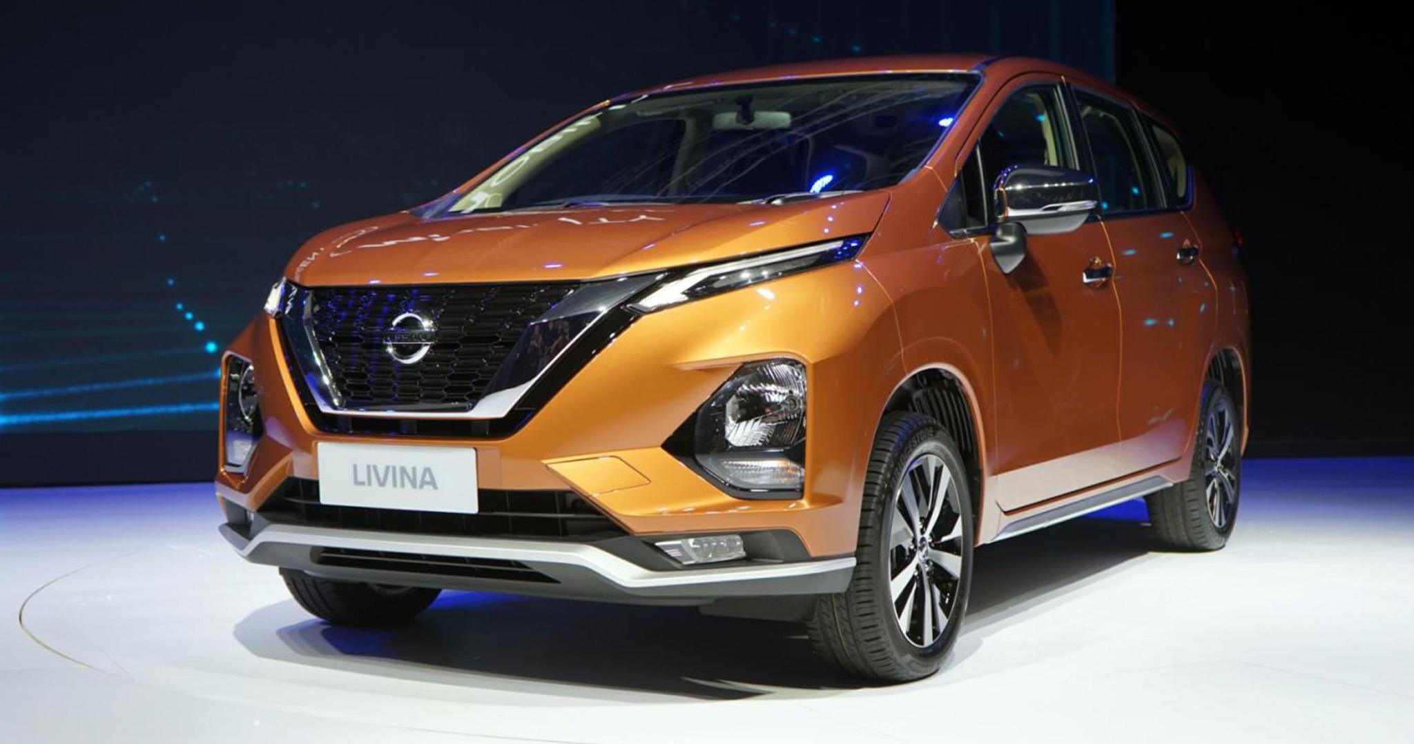 MPV giá rẻ Nissan Livina 2019 sắp bán tại Việt Nam đấu Xpander