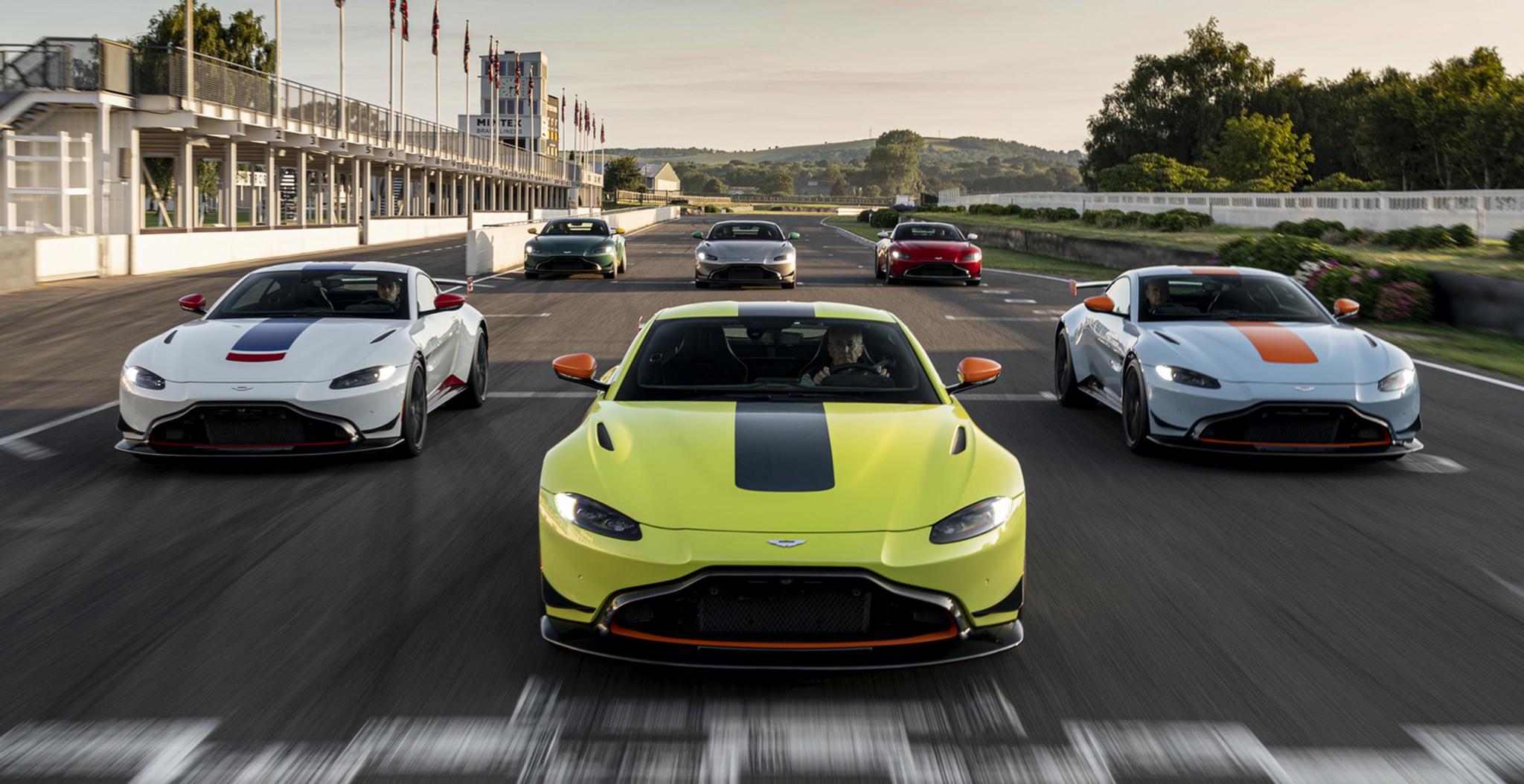 Aston Martin báo lỗ 95 triệu USD trong nửa đầu năm 2019