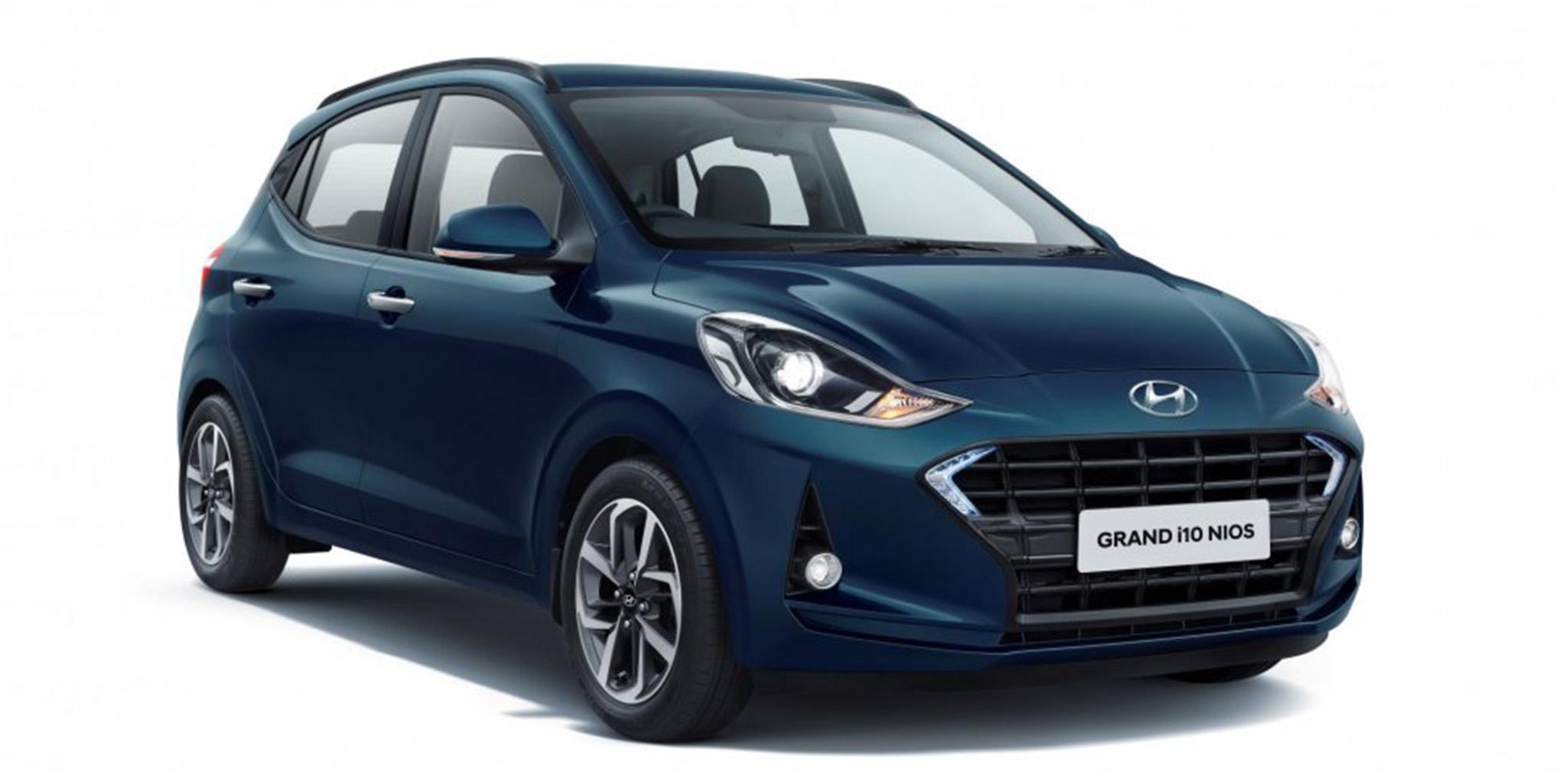 Hyundai Grand i10 Nios 2019 lộ diện, ra mắt ngày 20/8