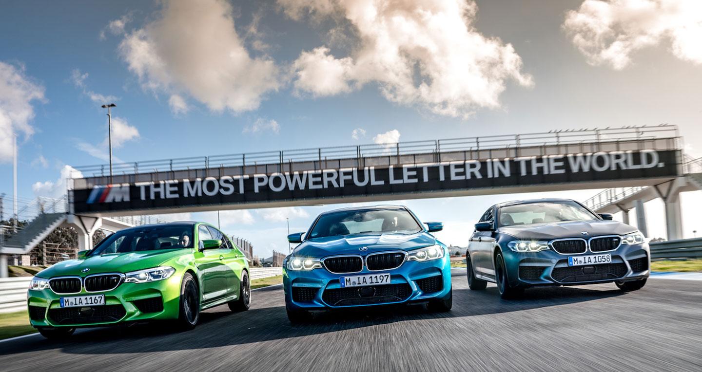 Sự khác biệt giữa BMW M với các phiên bản BMW thường, M Sport và M Performance Automobiles