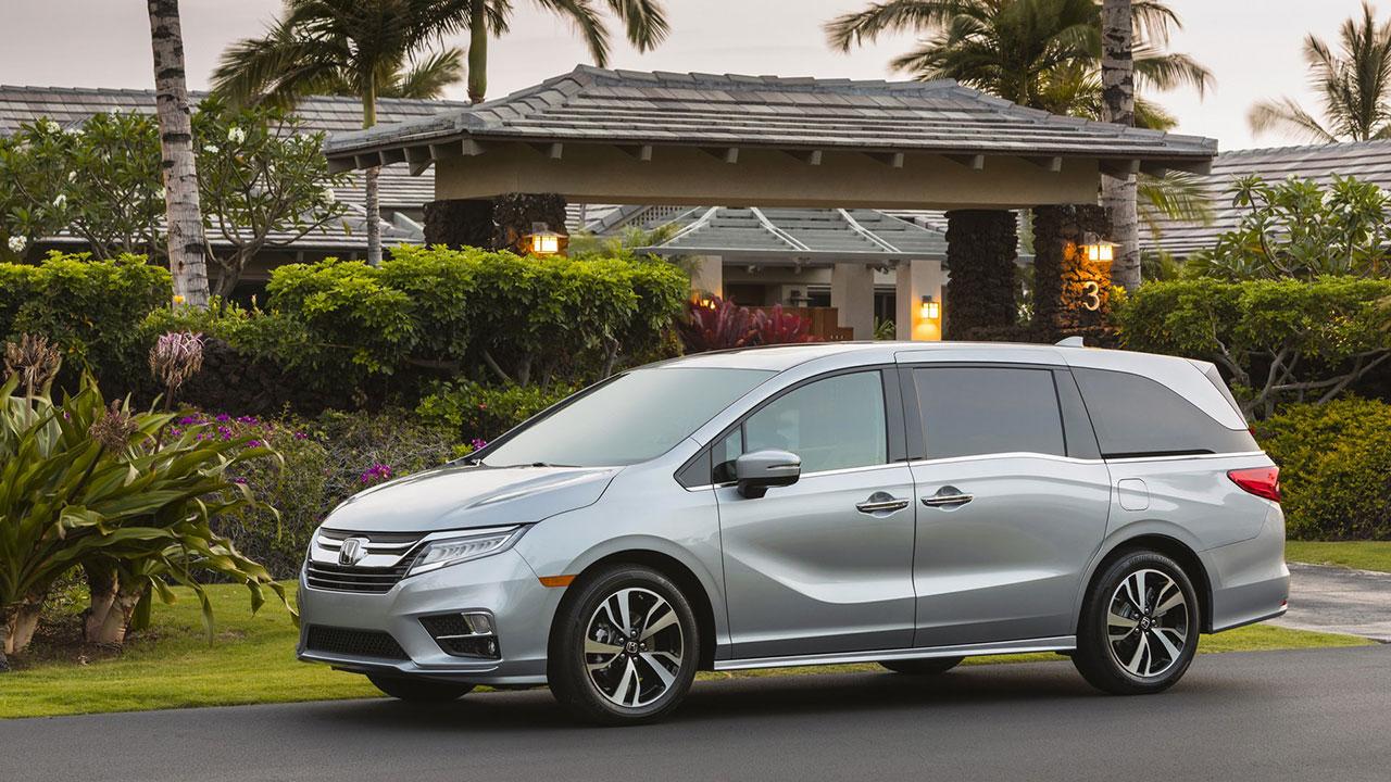 Honda Odyssey 2020 được bổ sung gói phụ kiện đặc biệt nhân dịp sinh nhật 25 năm