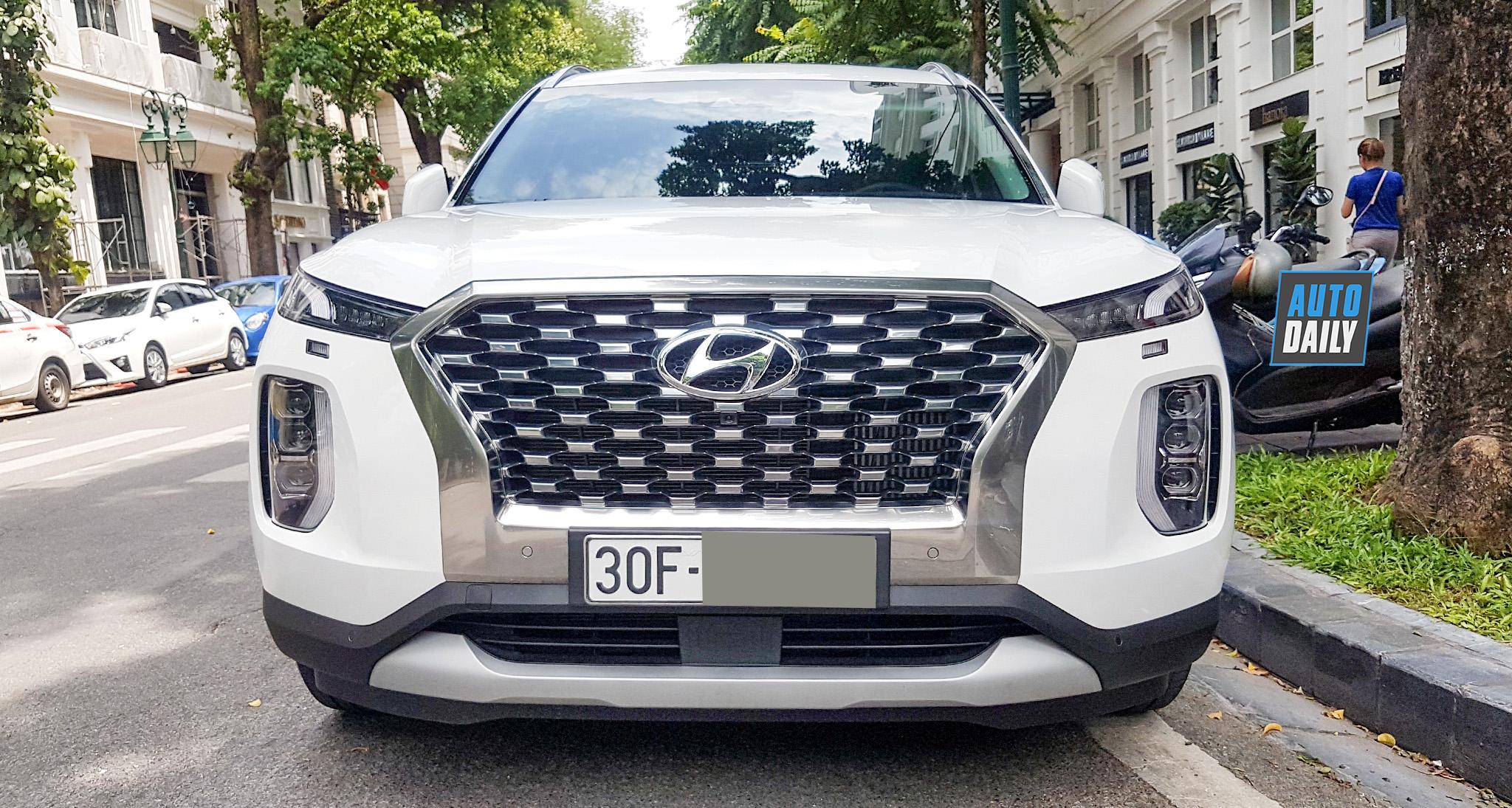 """Với 5 điểm này, Hyundai Palisade 2020 sẽ """"làm mưa làm gió"""" tại Việt Nam?"""