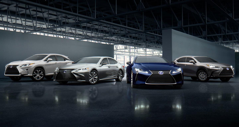 Vượt mặt bộ ba thương hiệu xe sang Đức, Lexus được lòng khách hàng Mỹ nhất