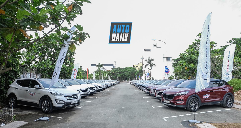 Hyundai Fest 2 – Ngày hội của người dùng xe Hyundai tại Miền Nam