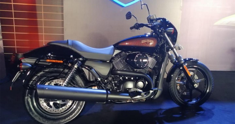 Chỉ có 300 chiếc Harley-Davidson Street 750 phiên bản kỷ niệm 10 năm