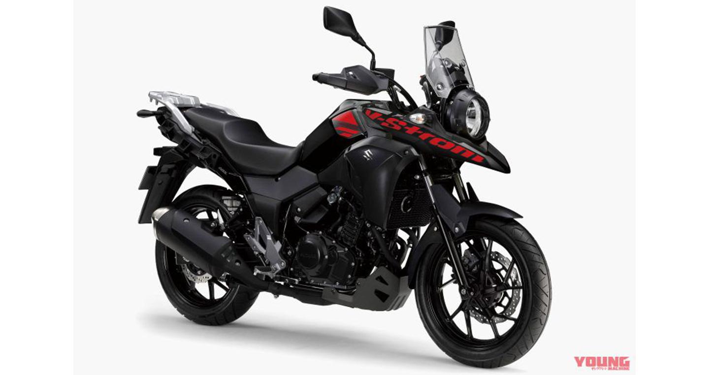 """""""Tiểu"""" Suzuki V-Strom 250 2020 trình làng, giá từ 5.380 USD"""