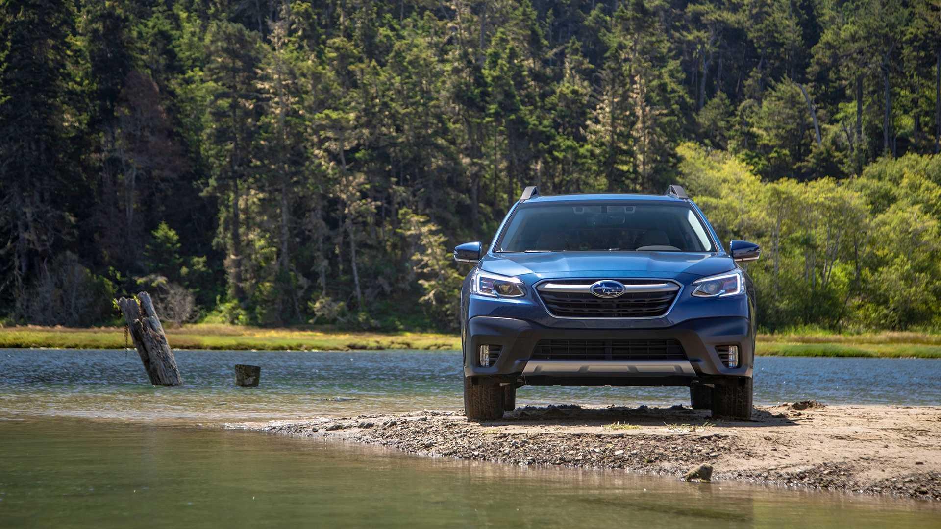 Đánh giá Subaru Outback 2020: Xe gia đình thân thiện