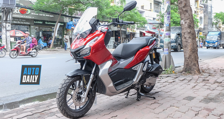 Cận cảnh Honda ADV 150 2019 có giá từ 85 triệu đồng tại Việt Nam