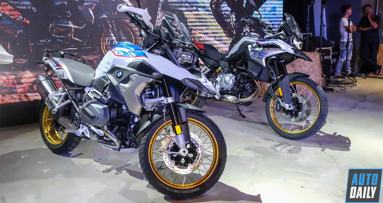 """""""Xế phượt"""" BMW Motorrad R 1250 GS 2019 đầu tiên tại Việt Nam"""