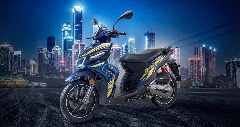 Benelli VZ125i giá dưới 30 triệu đồng sắp về VN, đấu Yamaha FreeGo