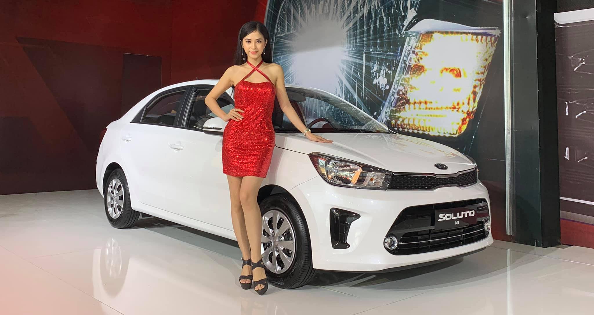 Kia Soluto chính thức ra mắt tại Việt Nam, quyết đấu Vios