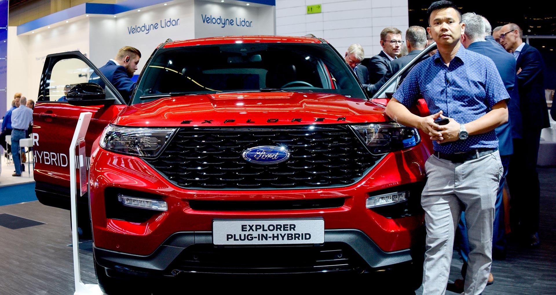 Đánh giá Ford Explorer 2020 sắp về VN?