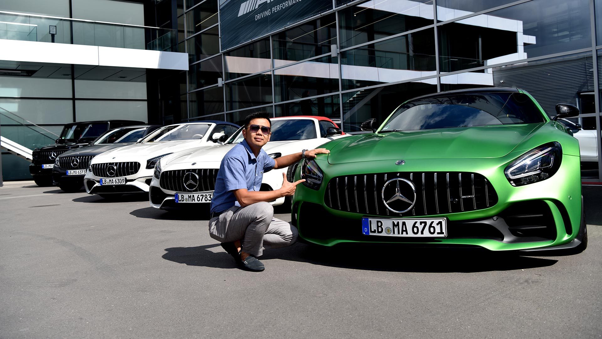 ĐỘT NHẬP nhà máy AMG ở Đức, gặp kỹ sư Việt 23 năm làm ở xưởng động cơ