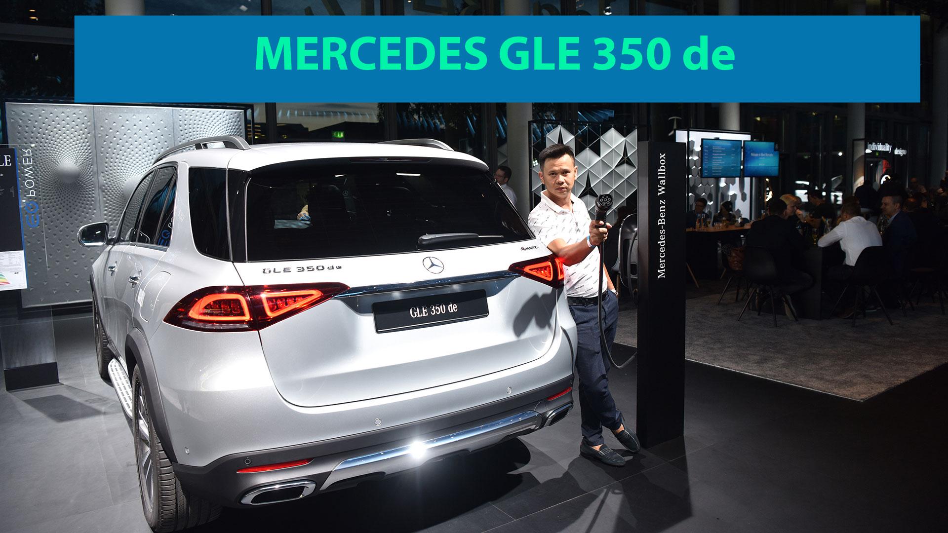 Đánh giá Mercedes-Benz GLE 2020 bản tiết kiệm nhiên liệu