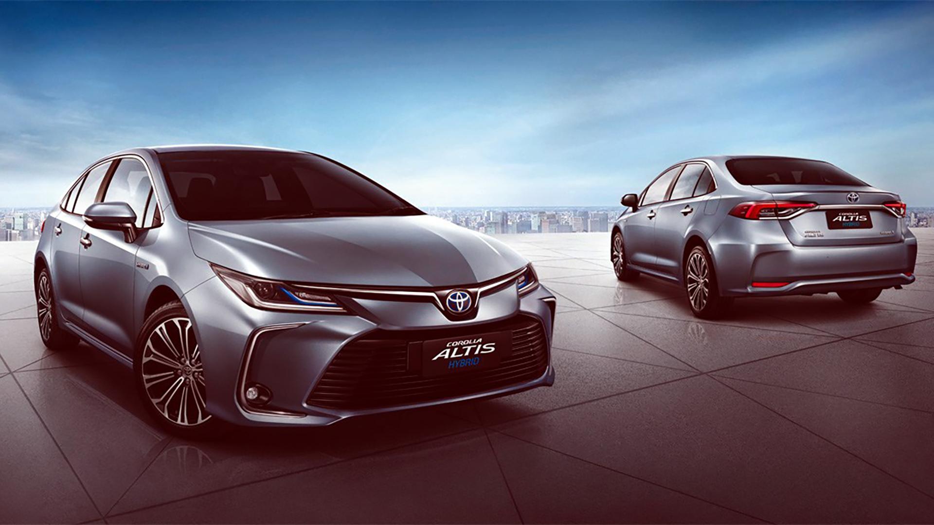 5 điểm nổi bật trên Toyota Corolla Altis 2020
