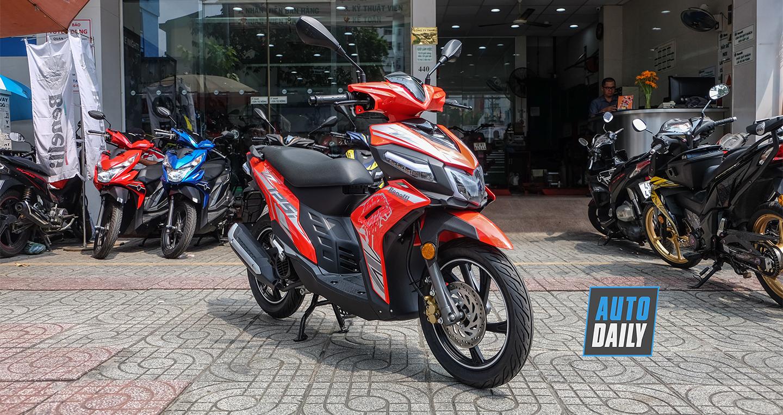 Chi tiết Benelli VZ125i giá gần 30 triệu đồng tại Việt Nam
