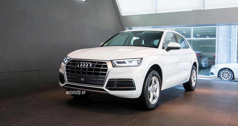 Tháng 10: Audi Việt Nam ưu đãi khủng, giảm giá tới 300 triệu đồng
