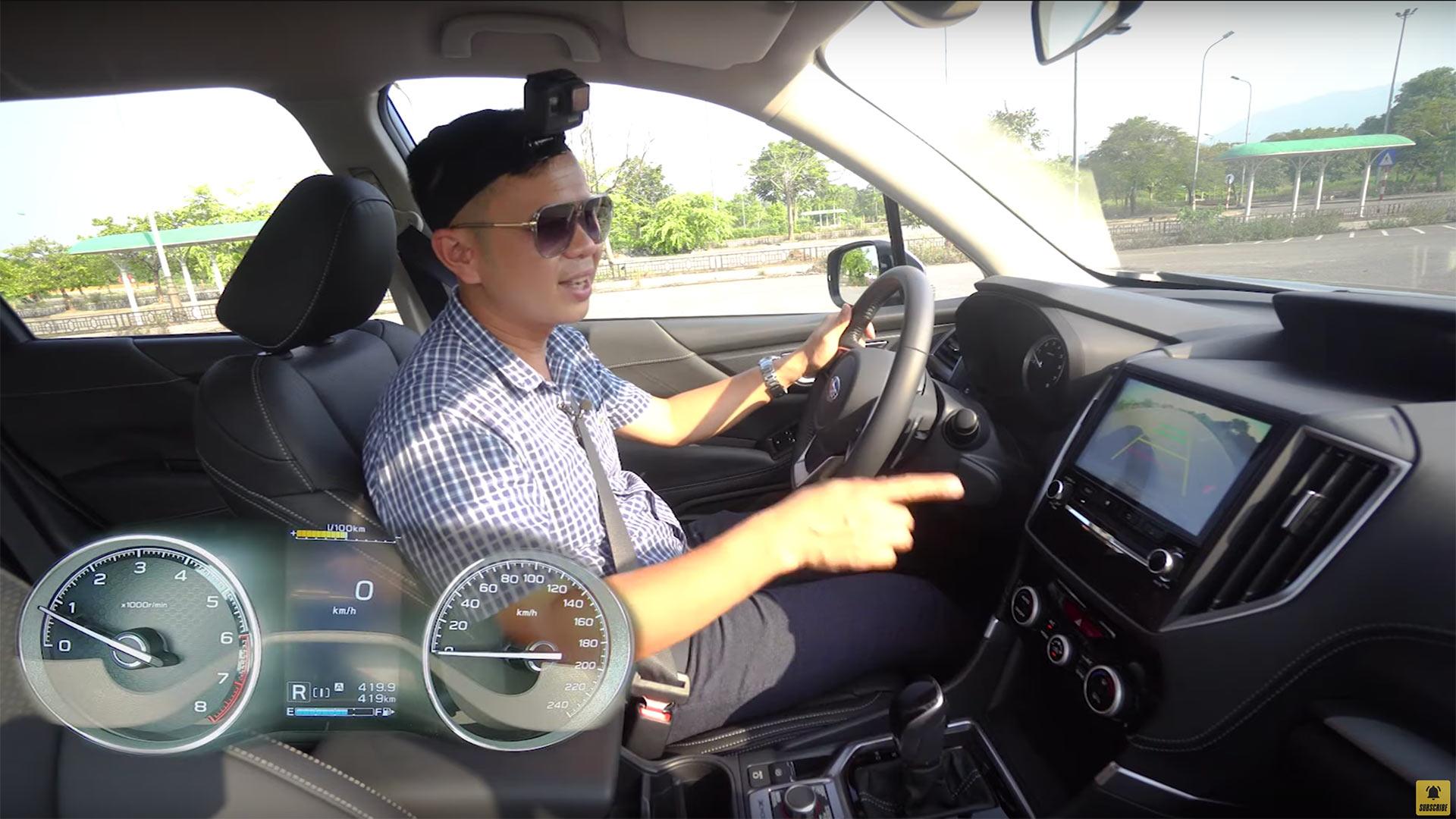 Hướng dẫn lái xe số tự động vô cấp CVT cực đơn giản