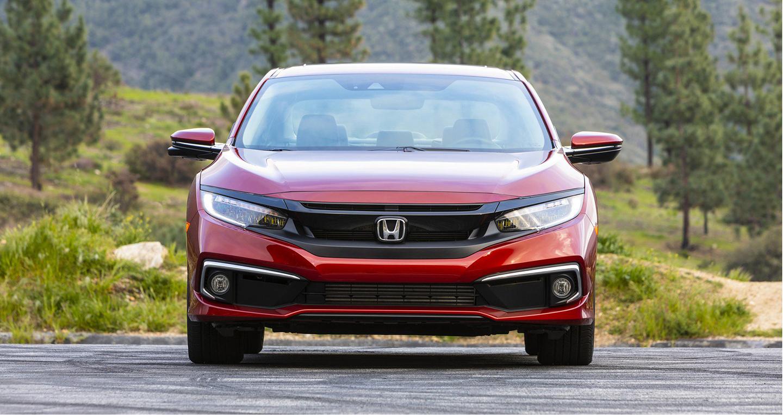 Honda Civic 2020 chốt giá từ 19.750 USD